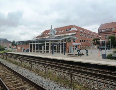 Hadsten Station